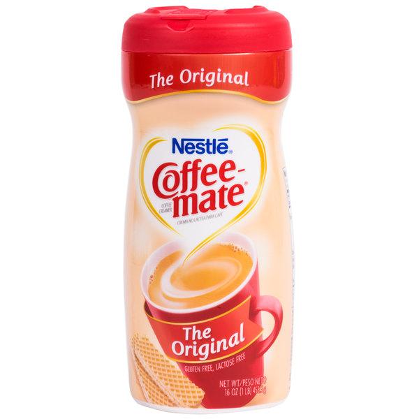 Nestle Coffee-Mate Original Coffee Creamer Shaker - 16 oz.
