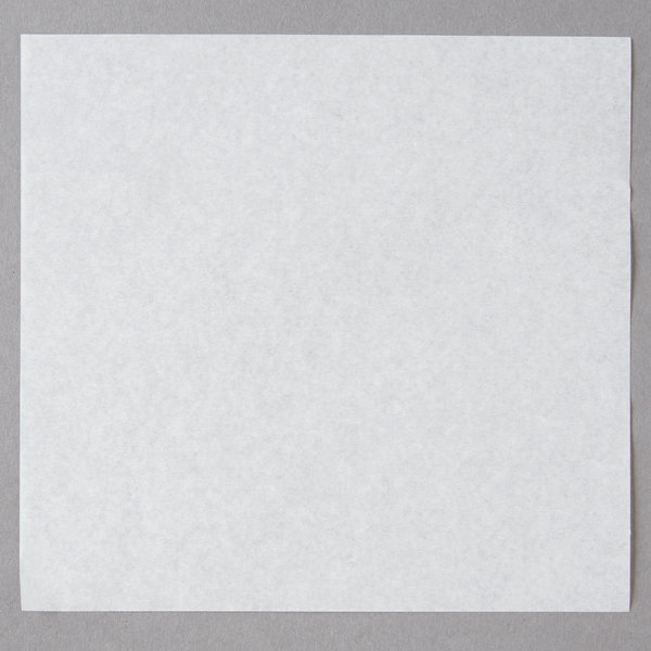 4 3/4 inch x 5 inch Patty Paper