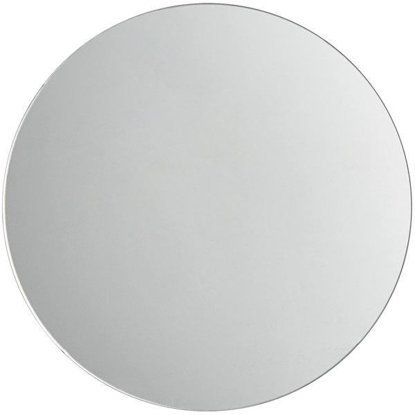 "Carlisle SMR1223 12"" MirAcryl™ Round Mirror Tray Main Image 1"