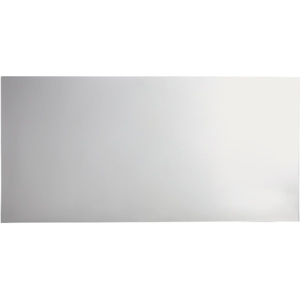 "Carlisle SMR183623 36"" x 18"" MirAcryl™ Rectangle Mirror Tray Main Image 1"