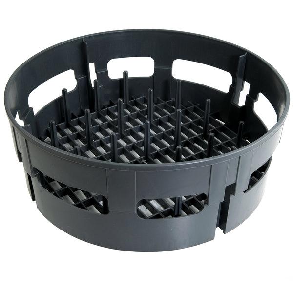 """Jackson 07320-100-09-01 Round Peg Rack for Jackson Model 10 Round Dish Machine - 17 1/2"""" Main Image 1"""