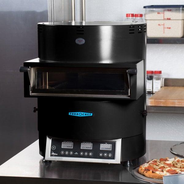 TurboChef Fire FRE-9600-5 Black Countertop Pizza Oven