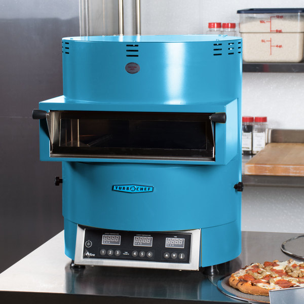 Turbochef Fire FRE-9500-6 Blue Countertop Pizza Oven