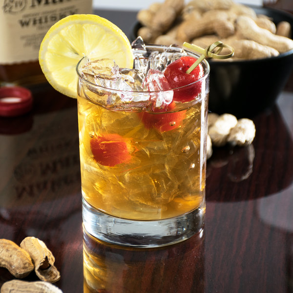 Libbey 918CD Heavy Base 13.5 oz. Double Rocks / Old Fashioned Glass - 36/Case