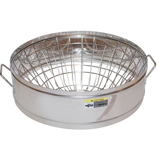 Grindmaster ABB6-3 Half Batch Brew Basket for 6 Gallon Coffee Urns Main Image 1