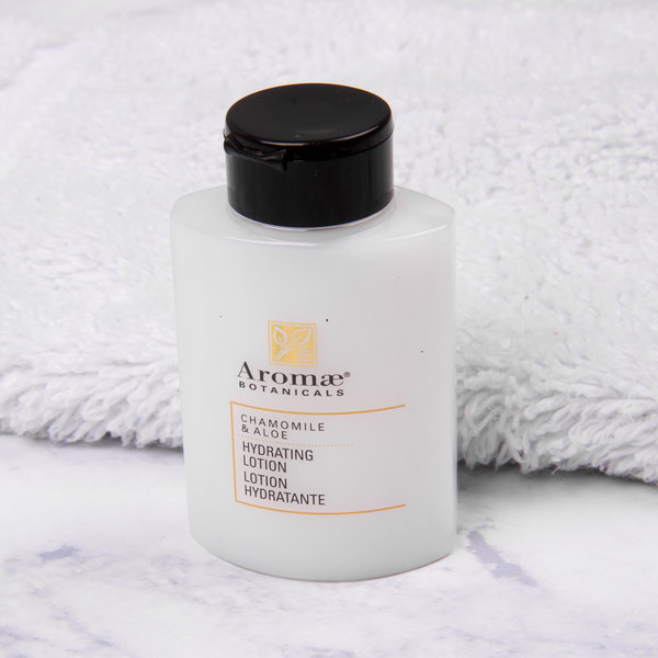 Aromae Botanicals Chamomile and Aloe Moisturizing Lotion 1 oz. - 160/Case