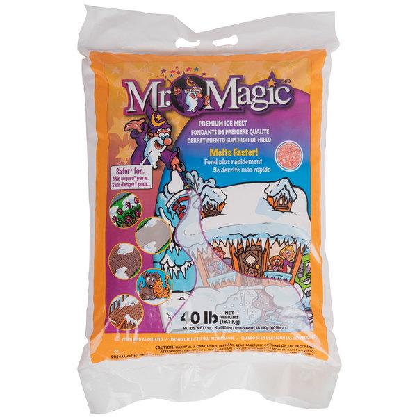 The Cope Company Salt 40 lb. Bag of Mr. Magic Premium Ice Melt Main Image 1