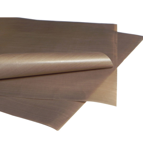 """High Speed Toaster 12"""" x 35"""" PTFE Non-Stick Release Sheets for APW M-95-2 Toaster - 10/Pack"""