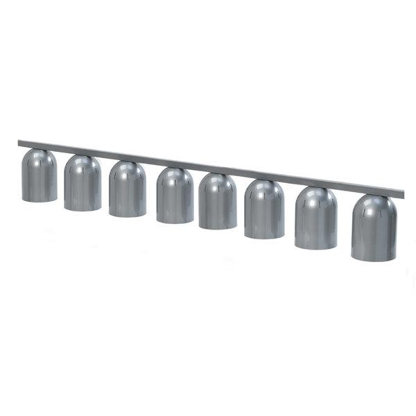 Nemco 6006-8 Suspension Bar Heat Lamp 8 Bulb 120V