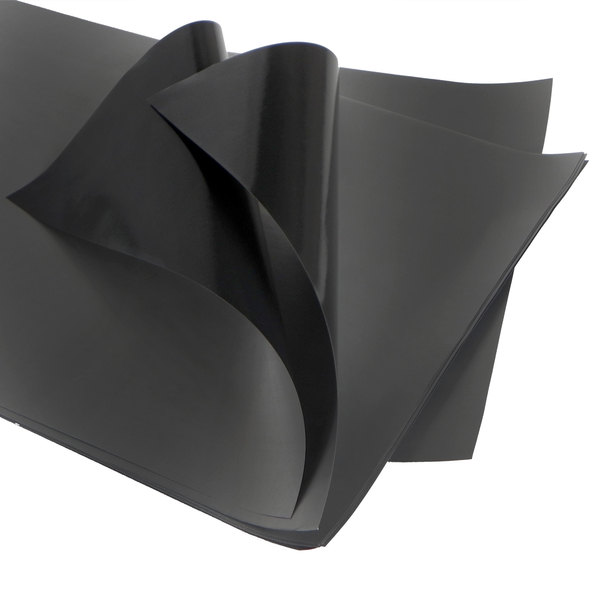 """30"""" x 11 3/8"""" PTFE Non-Stick Release Sheets for Nieco 800/600 Broiler - 10/Pack"""