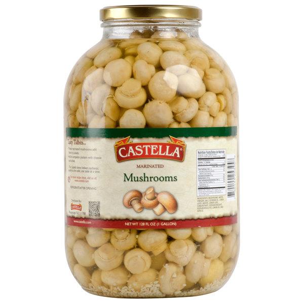 Marinated Mushrooms - 1 Gallon