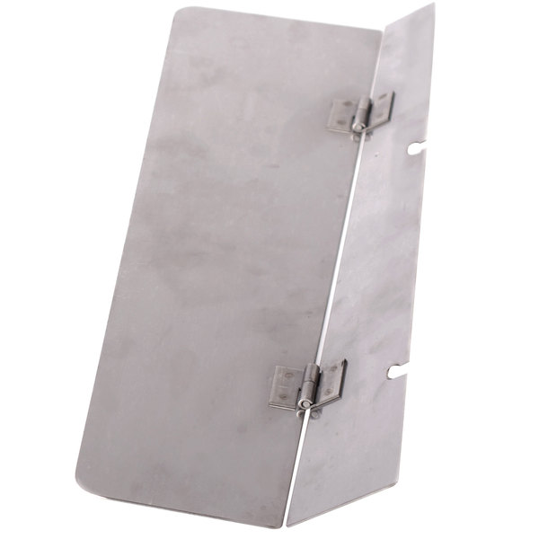 Optimal Automatics 139-R Broiler Heat Shield - Right Side