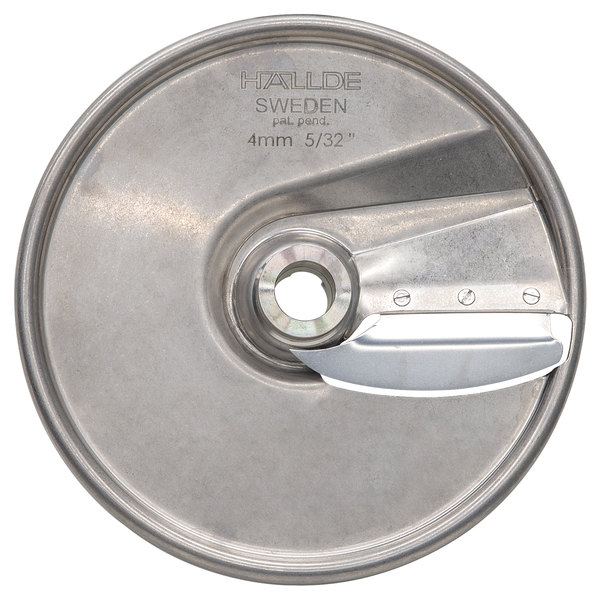"""Hobart 15SLICE-1/8-SS 1/8"""" Stainless Steel Slicing Plate"""