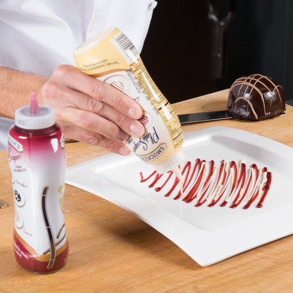 Smucker's Vanilla Platescapers 19.5 oz. Bottle