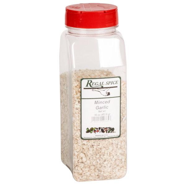 Regal Minced Garlic - 16 oz.