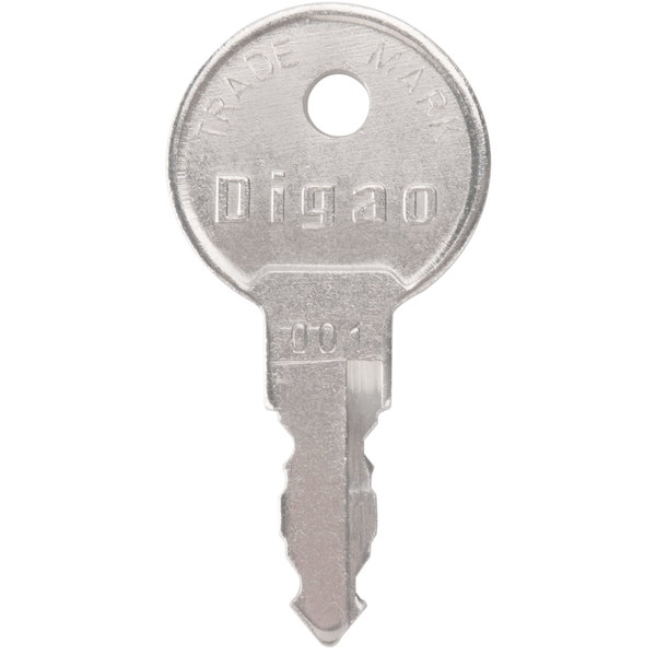 Beverage Air 401-546A Replacement Key