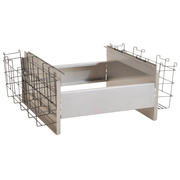"""Eagle Group BR8-18-24 Spec-Bar® 8 Bottle Rack with Divider Walls for 24"""" x 18"""" Ice Chests"""