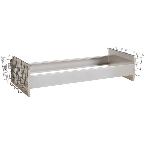 """Eagle Group BR8-42-24 Spec-Bar® 8 Bottle Rack with Divider Walls for 24"""" x 42"""" Ice Chests Main Image 1"""