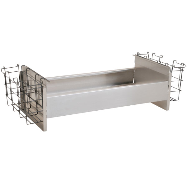 """Eagle Group BR6-30-19 Spec-Bar® 6 Bottle Rack with Divider Walls for 19"""" x 30"""" Ice Chests Main Image 1"""