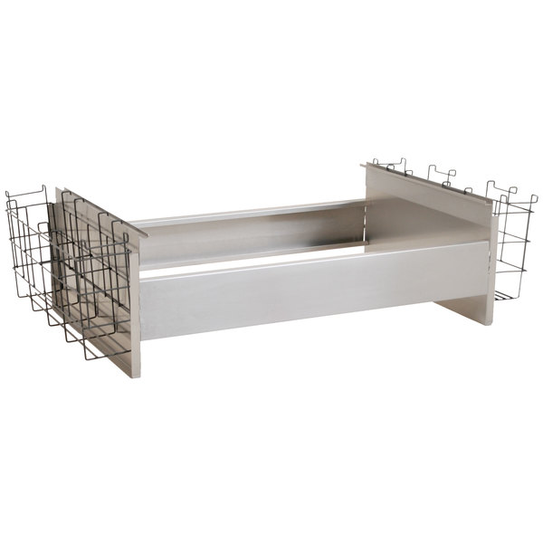 """Eagle Group BR8-30-24 Spec-Bar® 8 Bottle Rack with Divider Walls for 24"""" x 30"""" Ice Chests"""