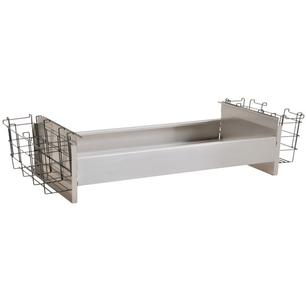 """Eagle Group BR6-42-19 Spec-Bar® 6 Bottle Rack with Divider Walls for 19"""" x 42"""" Ice Chests Main Image 1"""