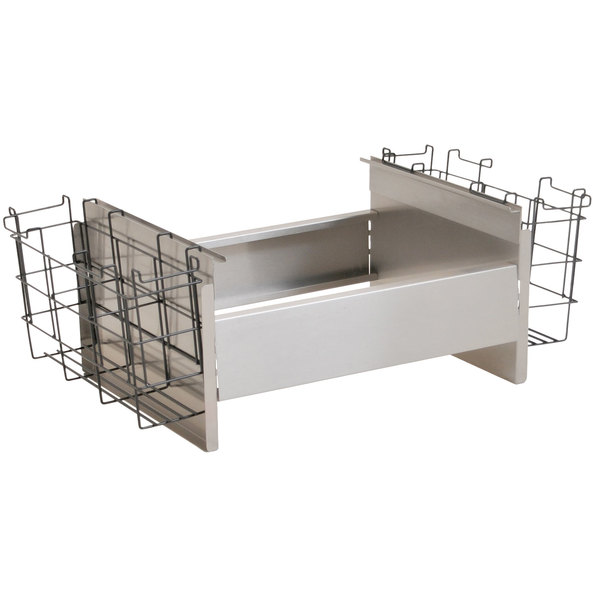 """Eagle Group BR6-18-19 Spec-Bar® 6 Bottle Rack with Divider Walls for 19"""" x 18"""" Ice Chests Main Image 1"""