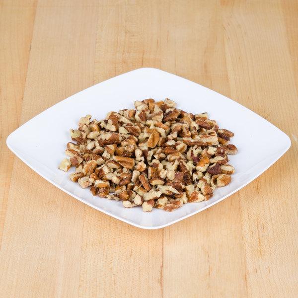 Regal Foods 5 lb. Medium Raw Pecan Pieces Main Image 2
