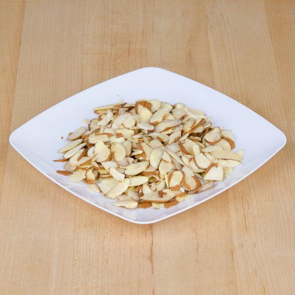 Regal Foods 5 lb. Sliced Raw Almonds