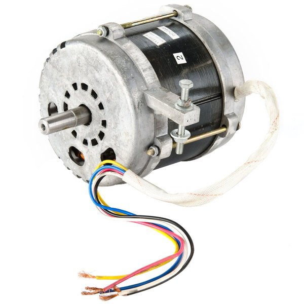 Vollrath XMIN1221 Replacement 1 1/2 hp Motor for 40744 #22 Meat Grinder