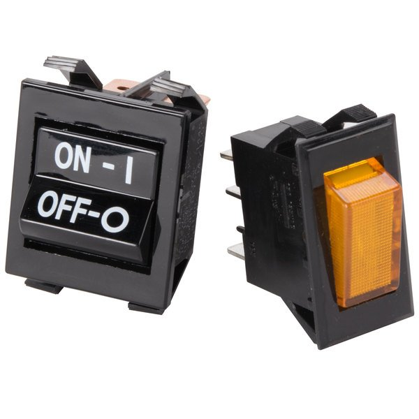 Paragon 512506 Replacement On/Off Switches for 1112110 Popcorn Poppers