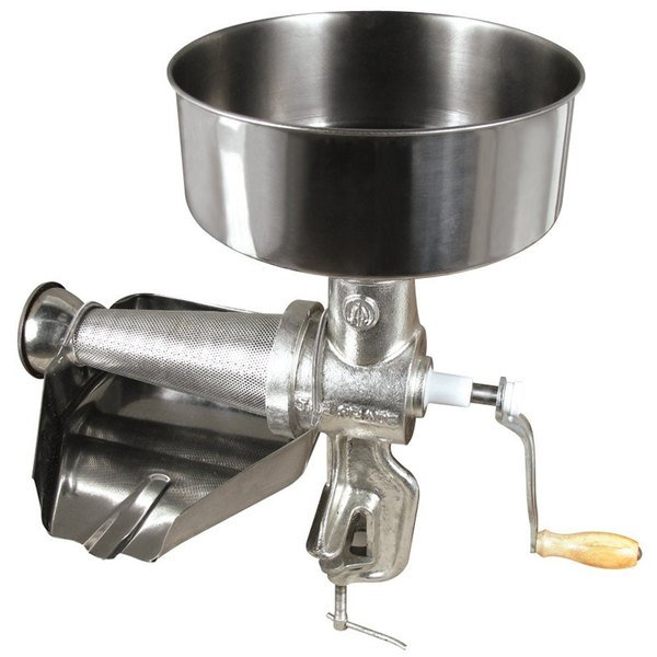Tre Spade Continuous Feed Manual Tomato Food Mill Main Image 1