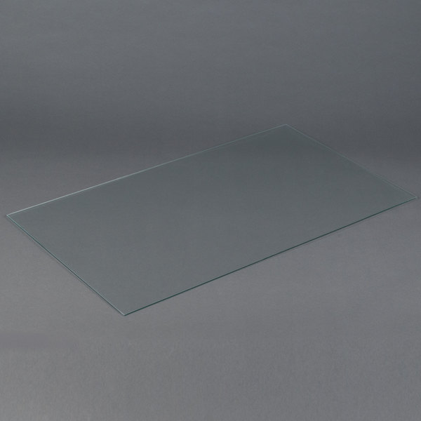 Paragon 514375 Replacement Clear Glass Side Panel for 4 oz. Popcorn Poppers Main Image 1