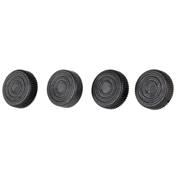 BFM Seating DVTB-GL Replacement Glides - 4/Pack