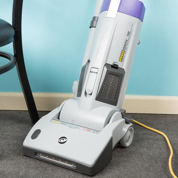 "ProTeam 107329 ProGen 12"" Upright Vacuum Cleaner Main Image 6"