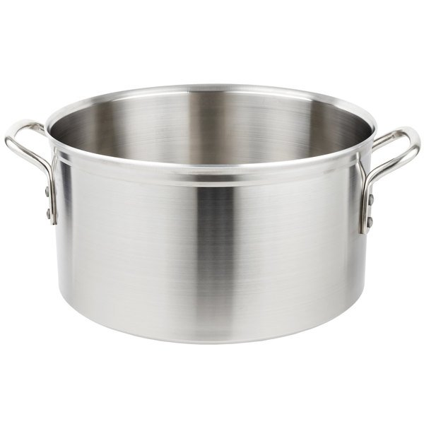 Vollrath 77523 Tribute 20 Qt Stainless Steel Sauce Stock Pot