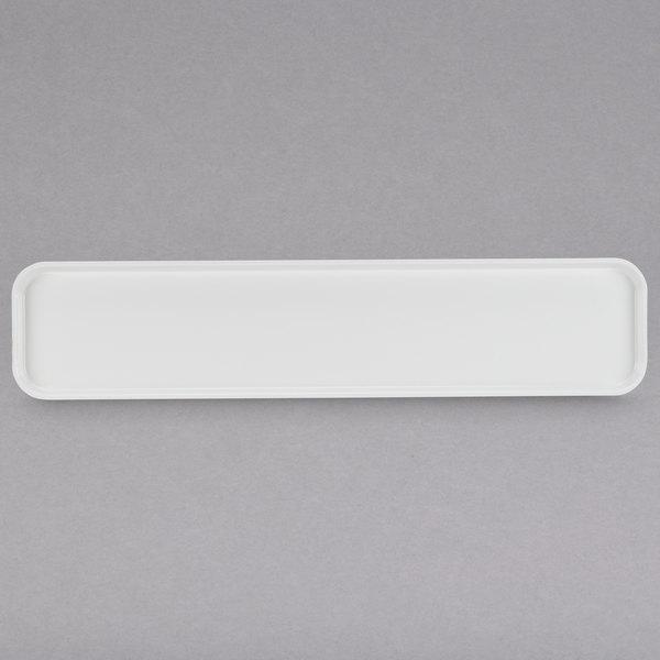 cambro 630mt148 6 x 30 white fiberglass market tray 12 case