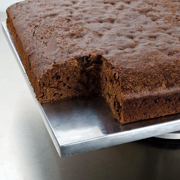 5 lb. Chocolate Fudge Brownie Cake Mix - 6/Case Main Image 1