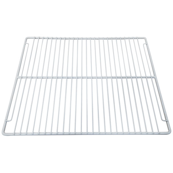 "Turbo Air KR29000100 White Coated Wire Shelf - 15 1/4"" x 20"" Main Image 1"