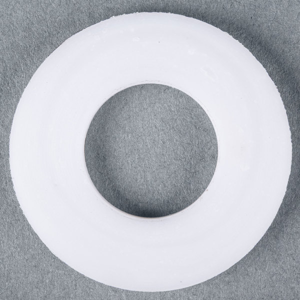 Avantco PMG123 Replacement Nylon Washer for MG12 Meat Grinder Main Image 1