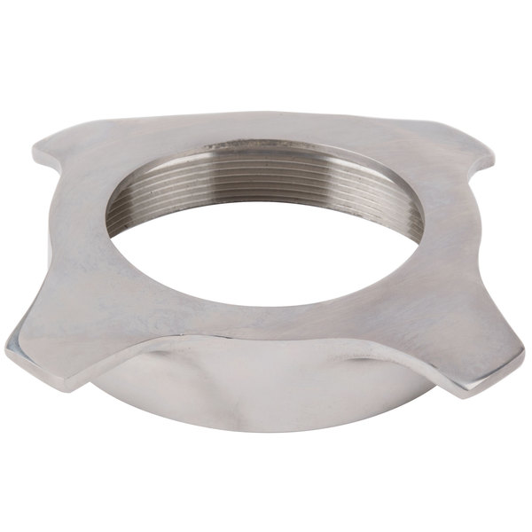 Avantco PMG2210 Replacement Retaining Ring for MG22 Meat Grinder Main Image 1