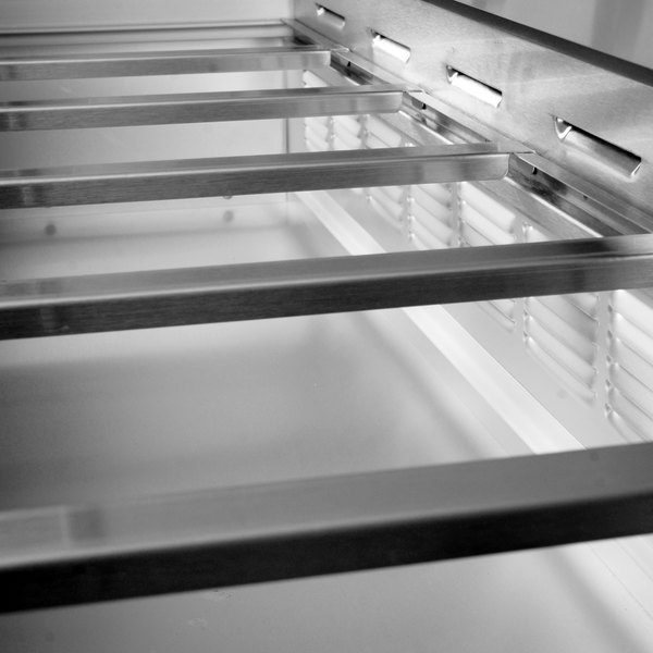 Beverage Air 28D40-074D-04 Divider Bar for Refrigerated Salad / Sandwich Prep Tables