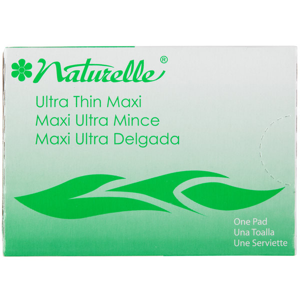 Rochester Midland RMC 25169798 Naturelle #4 Ultra Thin Maxi - 200/Case Main Image 1