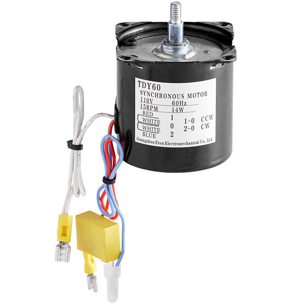 Carnival King PM30MOTOR Replacement Motor for PM30R Popcorn Popper Main Image 1