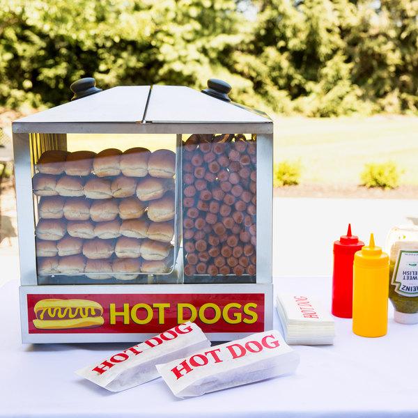 Avantco Hot Dog Steamer Reviews