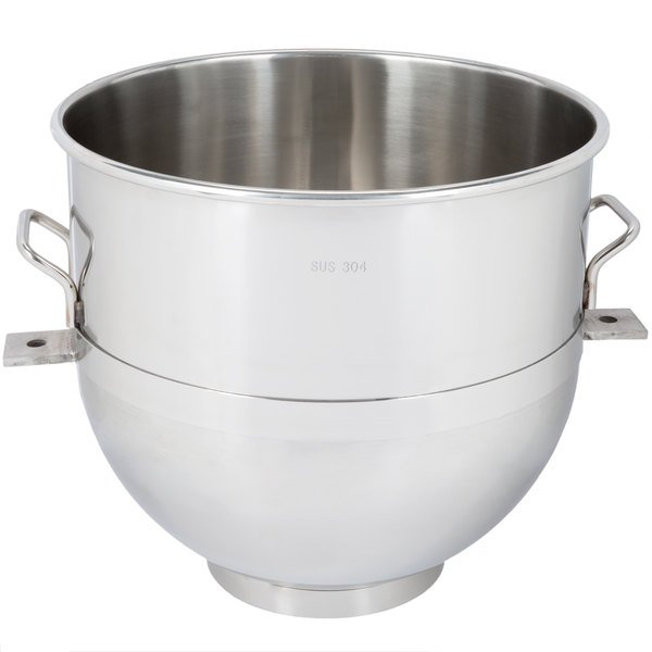 Avantco MX40BOWL 40 Qt. 304 Stainless Steel Mixing Bowl Main Image 1