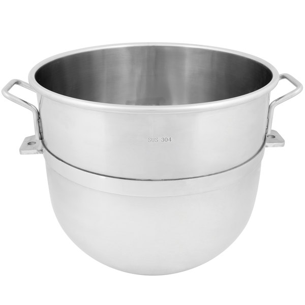Avantco MX60BOWL 60 Qt. 304 Stainless Steel Mixing Bowl