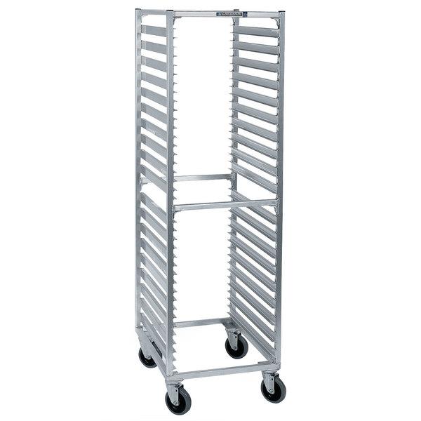 Lakeside 8547 34 Pan End Load Aluminum Bun / Sheet Pan Rack - Assembled