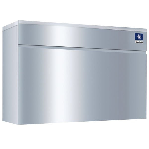 "Manitowoc SDT3000W S-Series 48"" Water Cooled Half Size Cube Ice Machine - 2558 lb. Main Image 1"