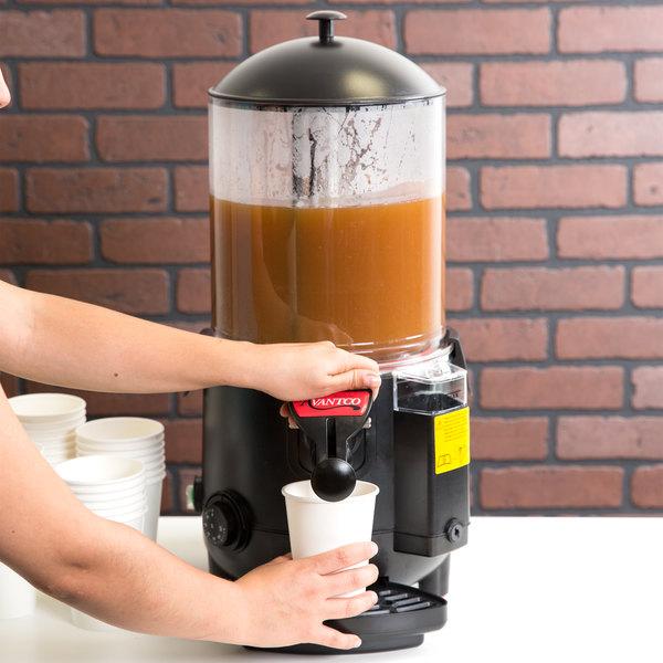 Avantco DHC-26 2.6 Gallon (10 Liter) Hot Beverage / Hot Topping Dispenser Main Image 4