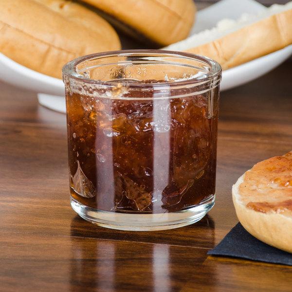 7 oz. Glass Condiment Jar